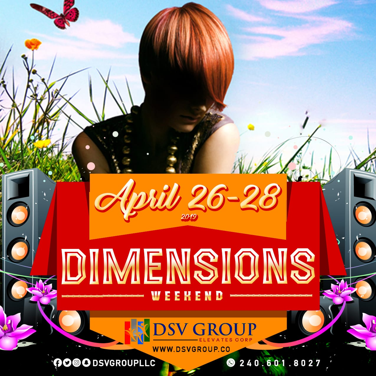 Dimensions Weekend DMV – April 26-28, 2019